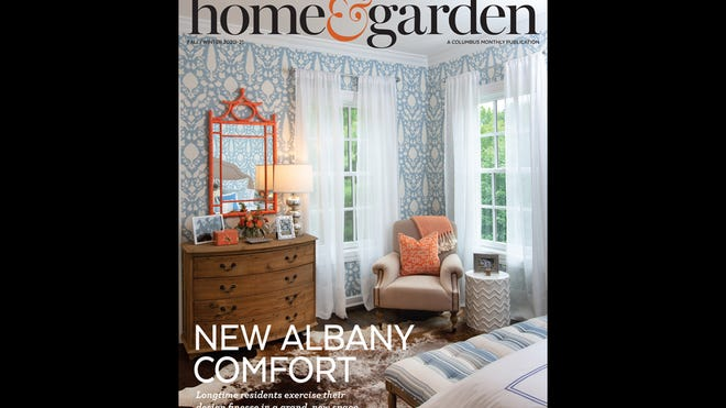 The Fall/Winter 2020 issue of Columbus Monthly Home & Garden