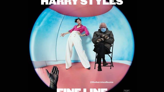 'Fine Line' by Harry Styles, now featuring Bernie Sanders