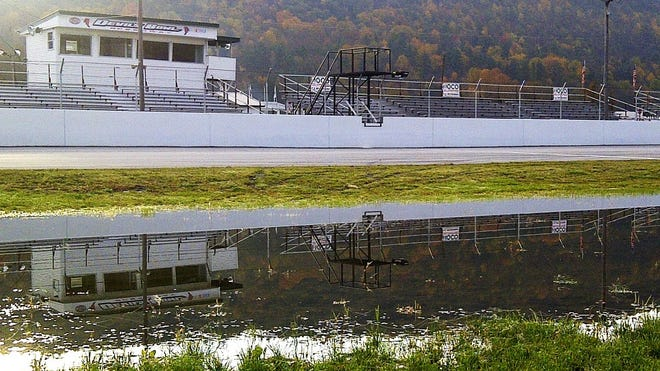 Devil's Bowl Speedway in West Haven is pictured in 2012.