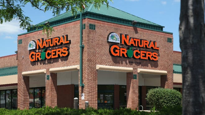 Pictured is the typical Natural Grocers store. One is planned for the parking lot of the former Dahl's Foods store location at 86th Street and Hickman Road in Clive.