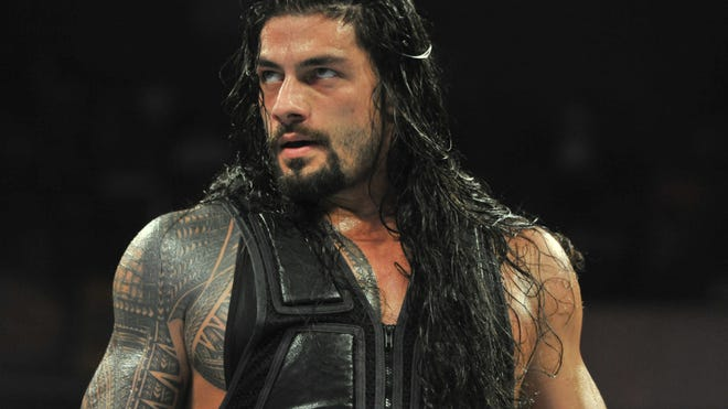 WWE superstar Roman Reigns is out of action.