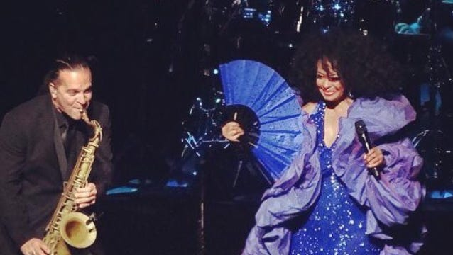 Legendary singer Diana Ross is on tour again, including a stop at Milwaukee's BMO Harris Pavilion.