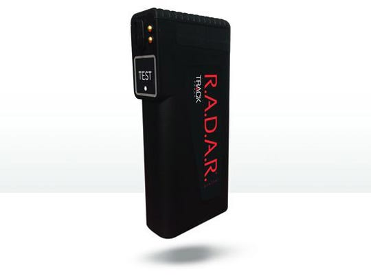 The RADAR alcohol detection device is made by Emerge Monitoring, whose executive director is Brian Barton, the former director of Marion County Community Corrections.