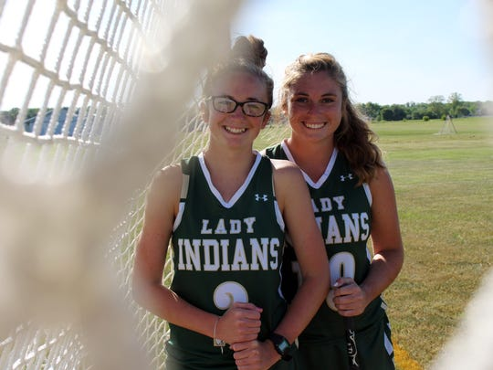 Lacrosse at Indian River High School gave the Allison