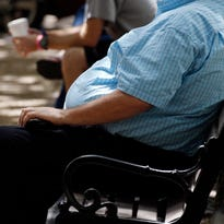 A recent survey shows Shreveport-Bossier City with the nation's biggest weight problem.