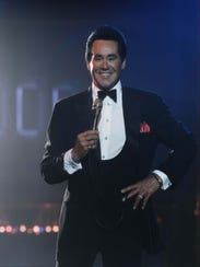 Singer Wayne Newton performs June 16 in Waterloo.