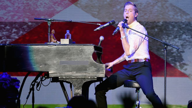 Andrew McMahon of Andrew McMahon in the Wilderness will open for Billy Joel June 17 at Lambeau Field.