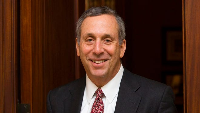 Lawrence S. Bacow is named the 29th President of Harvard University. He is pictured in Loeb House at Harvard University.