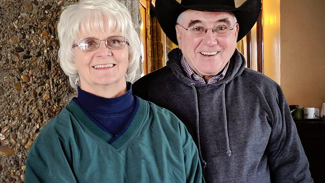 Bear Paw Meats owners, Karla and Dexter Buck, take great pride in their locally-sourced meats.