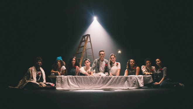 """Hillsboro High School's production of """"Godspell"""" is one of the affordable high school theater offerings in the spring."""
