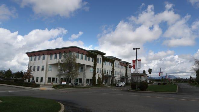 Simpson University in Redding, California