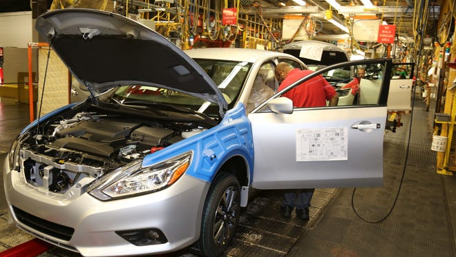 Nissan began producing cars at the Smyrna plant in 1983.