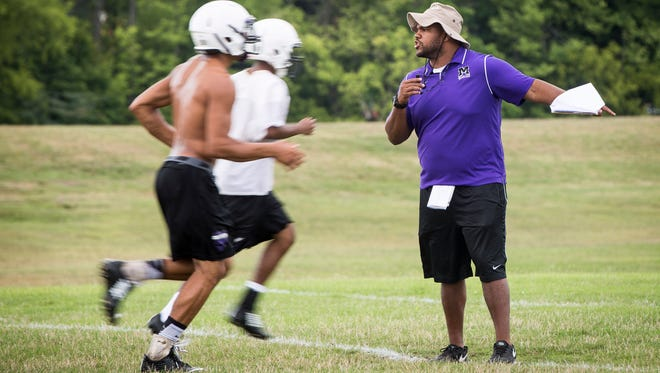 "Central's football team starts practice Monday afternoon during the first ""official"" day of practice at Central."