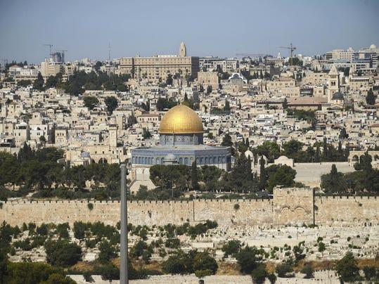Jerusalem Holy Site Q&A