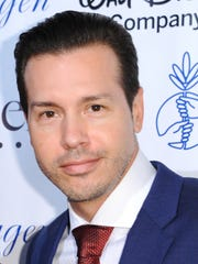 Jon Seda arrives at the 30th annual Imagen Awards at the Dorothy Chandler Pavilion on Friday, Aug. 21, 2015, in Los Angeles. (Photo by Richard Shotwell/Invision/AP)