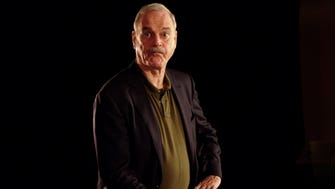 John Cleese from the legendary British comedy troupe Monty Python
