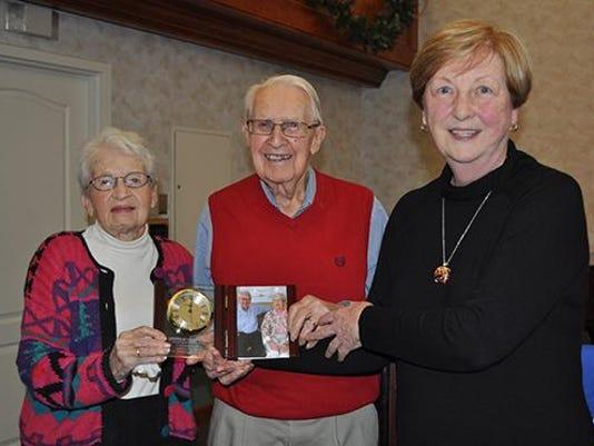 COTC Legends Award photo