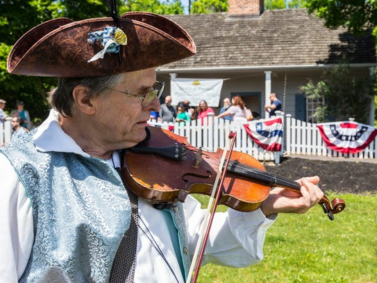Celebrate History Day is from 10 a.m. to 4 p.m. Sunday,