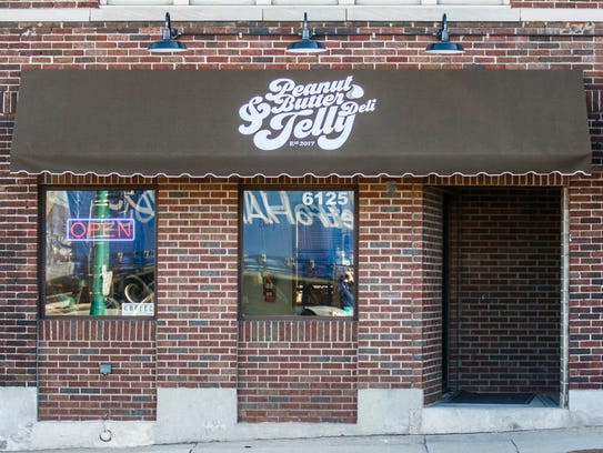 The Peanut Butter & Jelly Deli at 6125 W. Greenfield