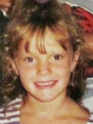 Seven-year-old Erin McKenzie of Anderson was killed