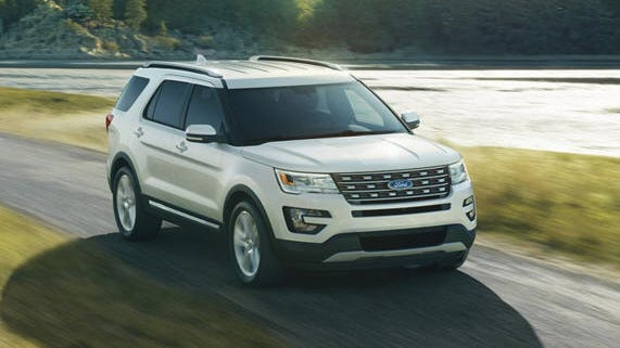 The latest Ford Explorer focuses on driving performance and functionality, staples of the vehicle's history since its launch in 1991.