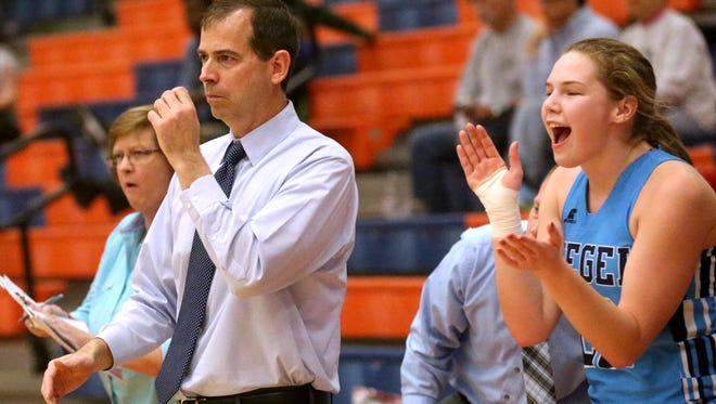 Alan Bush, who has been the only girls head basketball coach  Siegel High School has had, resigned Tuesday.