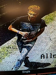 Police provided this photo of suspect Sean Atkins to