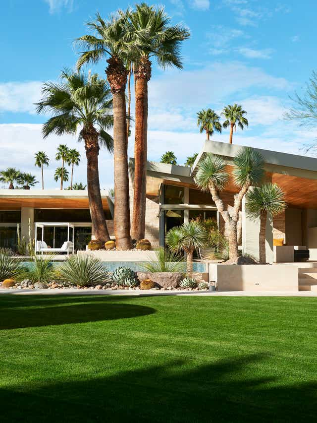 Back To Nature Homes With Stunning Desert Landscaping