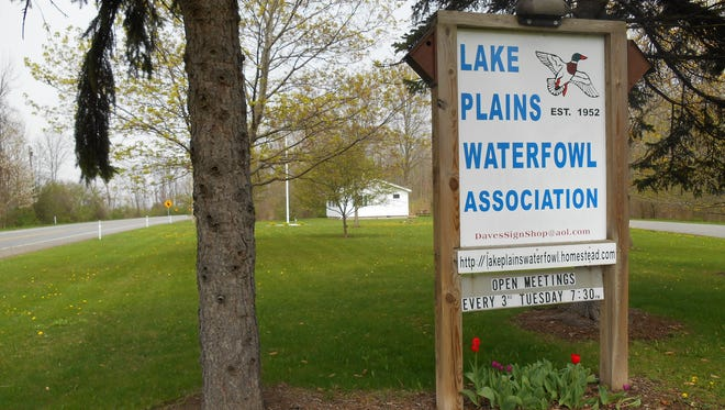The Lake Plains Waterfowl Association has been in Greece since the early 1950s.