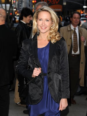 Anna Camp plays the feisty Debbie Spangler in 'Goodbye to All That.'