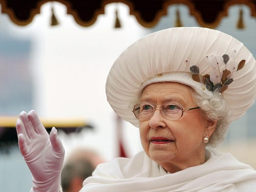 Nữ hoàng Elizabeth II