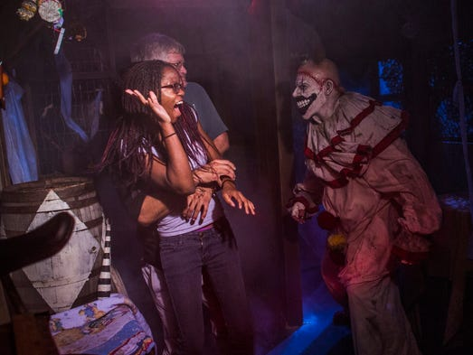 Halloween Horror Nights: New horror stories come to Universal Studios