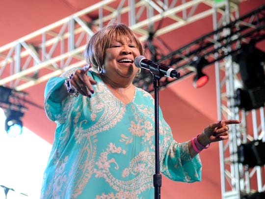 Mavis Staples performs onstage during day 1 of the