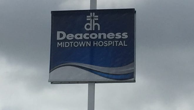 Deaconess has renamed its Mary Street flagship as Deaconess Midtown Hospital.