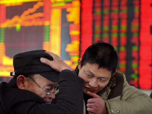 AP CHINA STOCK MARKET FRENZY F I CHN