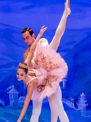 """Rockland Youth Dance Ensemble will once again stage their production of """"The Nutcracker"""" in December."""