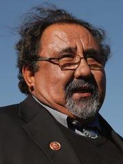 Rep. Raúl Grijalva, D-Ariz., has joined a lawsuit challenging