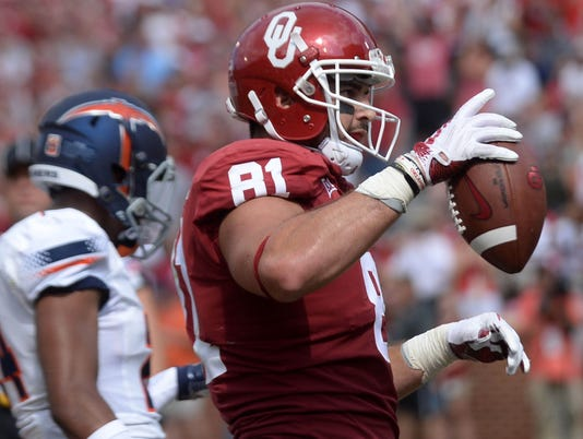 NCAA Football: Texas El Paso at Oklahoma