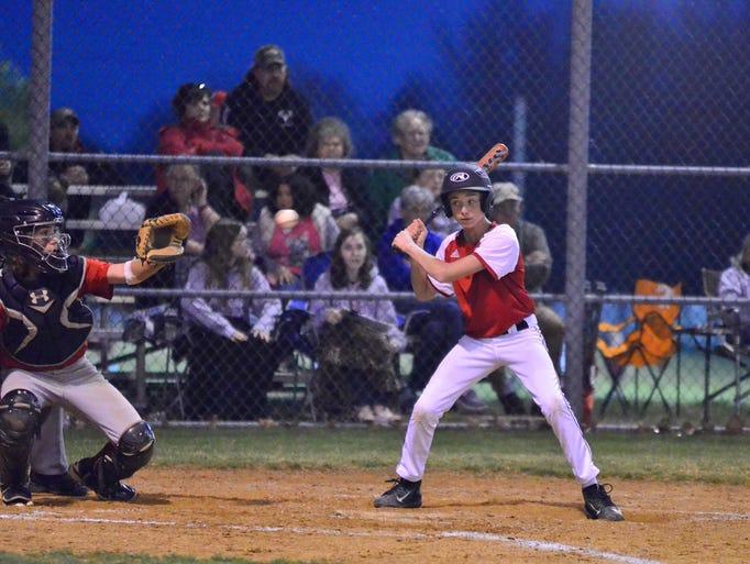 Fairview Middle School's 2017 baseball season is underway.