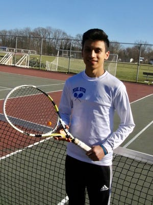 Pearl River tennis player's Naushil Mehta is the Journal News Rockland Scholar-Athlete of the Week