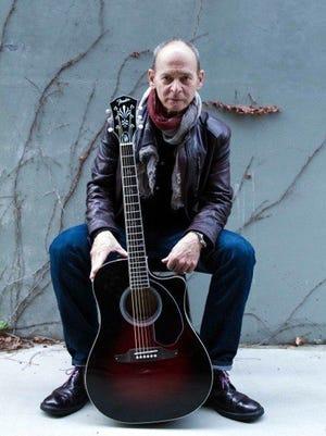 Wayne Kramer, Detroit born rock guitarist (MC5)