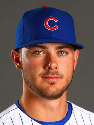 Cubs infielder Kris Bryant