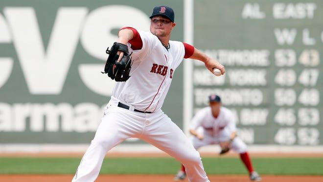 LHP Jon Lester, Boston Red Sox