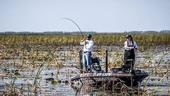 Lake Okeechobee tournament angler still missing after 3rd day of searching