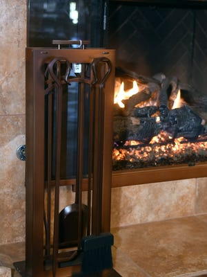 The right fire place tools can add distinction to your fireplace.