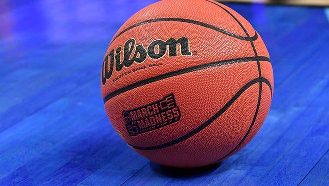 An official game ball