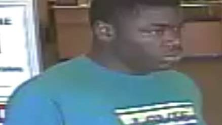 Police are asking for help identifying this passenger of a stolen getaway vehicle Sept. 12, 2016.