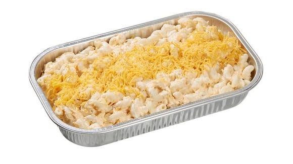 Holy macaroni it's good.