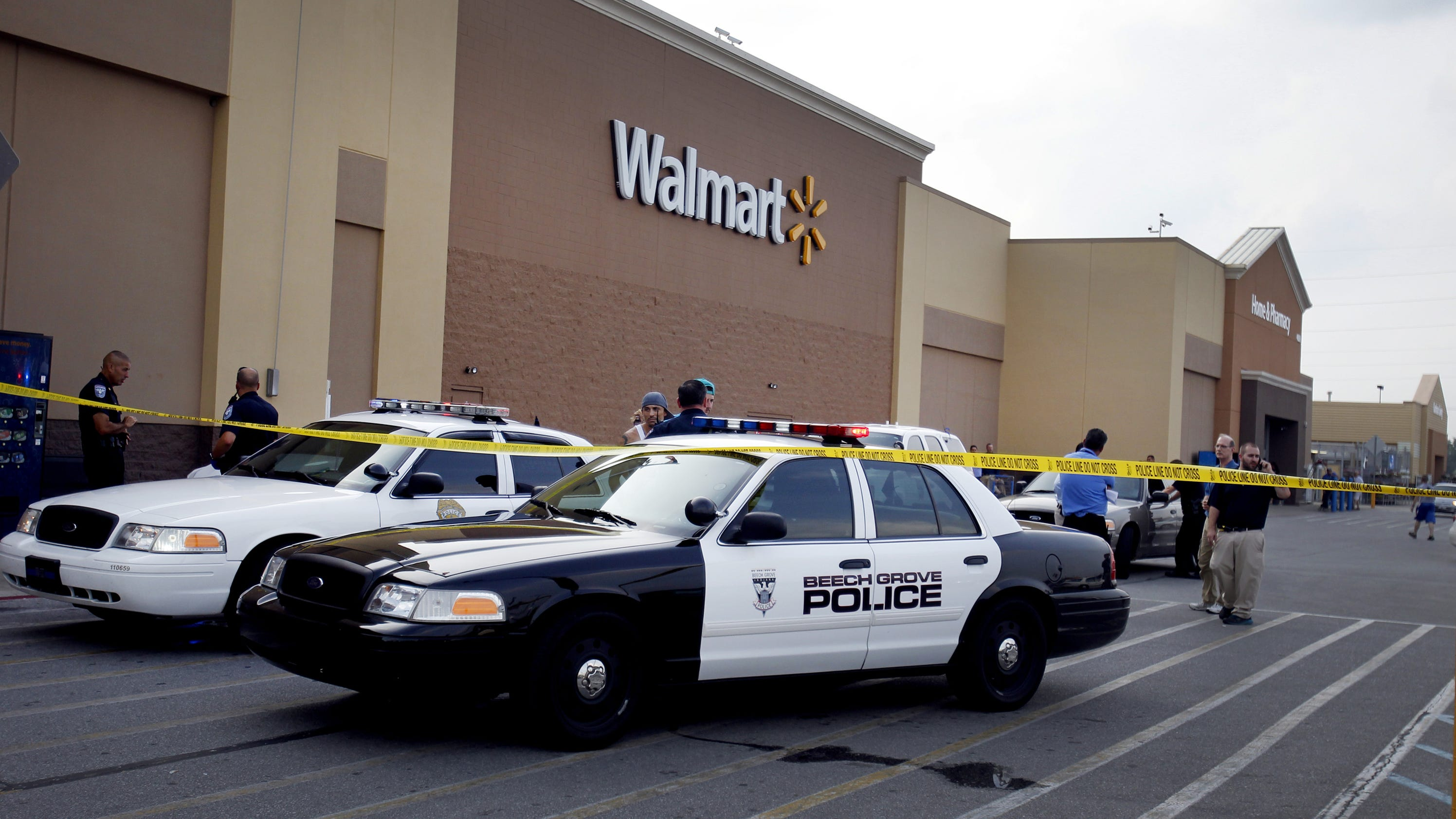 Suspects sought in Craigslist shooting outside Beech Grove Walmart