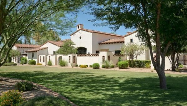 Adam R. and Cynthia G. Bronfman bought a 2007 home at Cheney Heights in Paradise Valley.